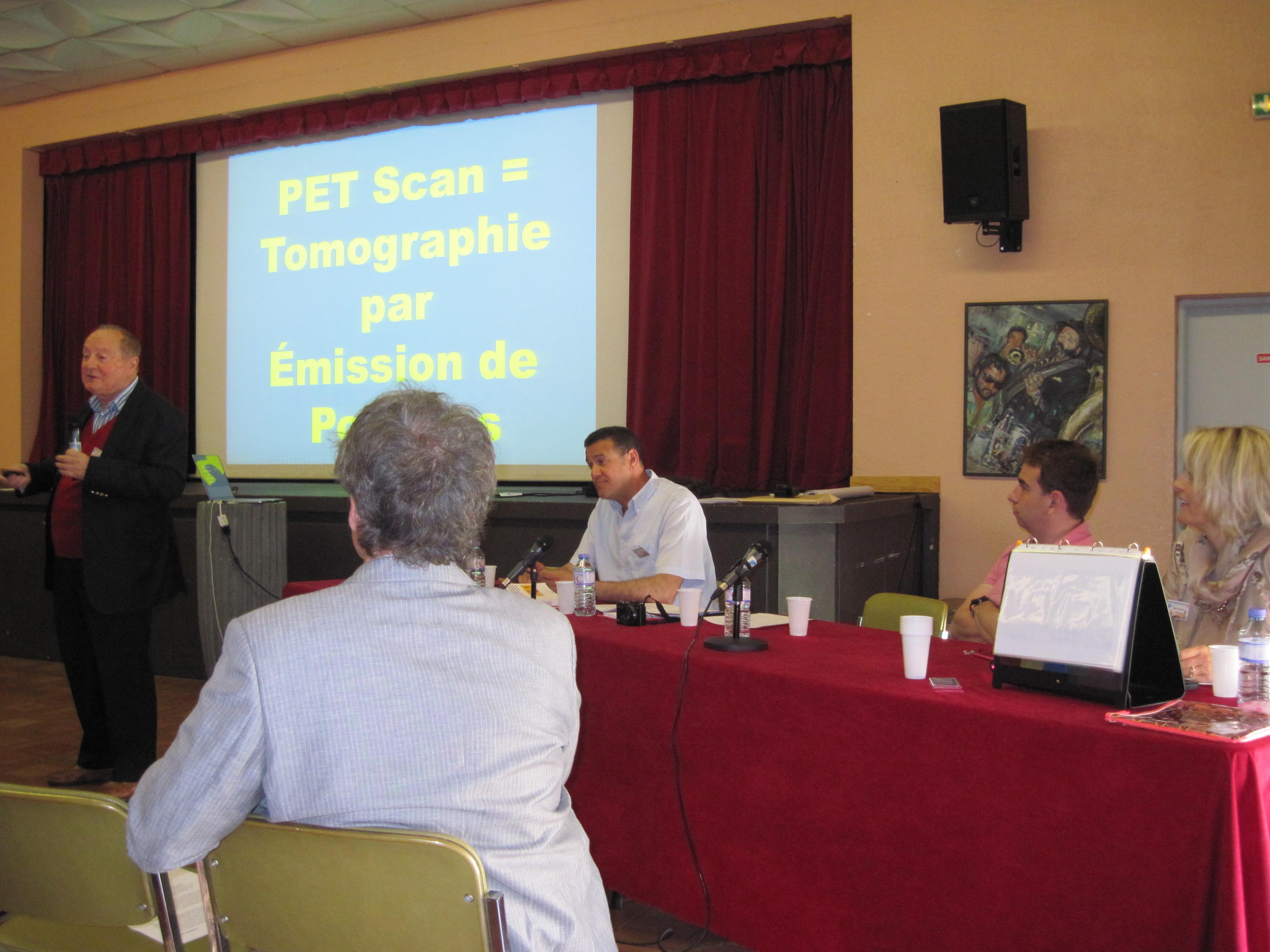 Dr Pierre Huc